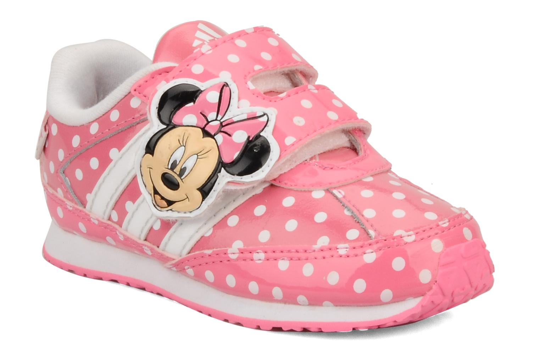 Mickey Fille enfant Minnie Chaussures Disney Adidas Disney Basket IYEDe9W2H