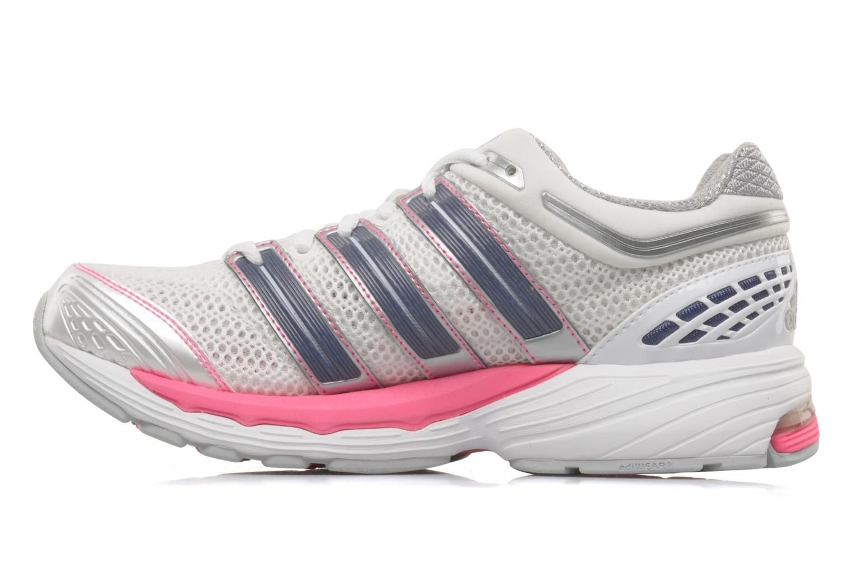 Chaussures de sport Adidas Performance Response cushion 20 w Blanc vue face