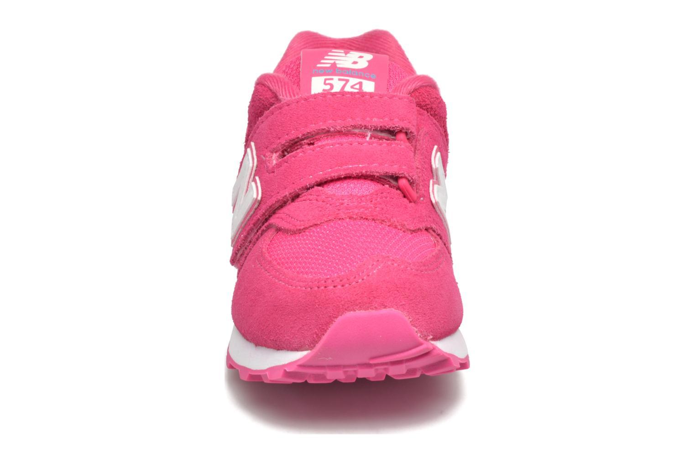Kv574 CZI CZY Pink/White