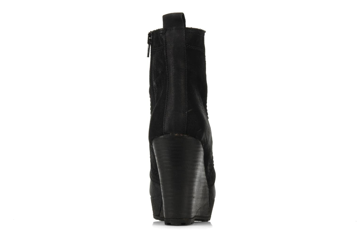 Ankle boots Carvela Sasha Black view from the right