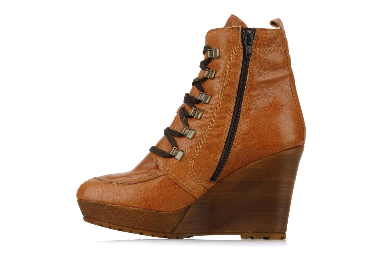 Stiefeletten & Boots Carvela Sasha braun ansicht von vorne