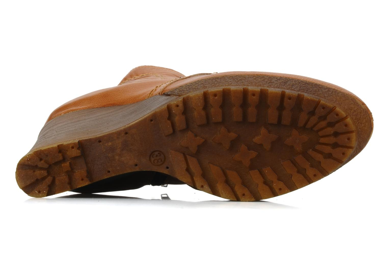 Bottines et boots Carvela Sasha Marron vue haut