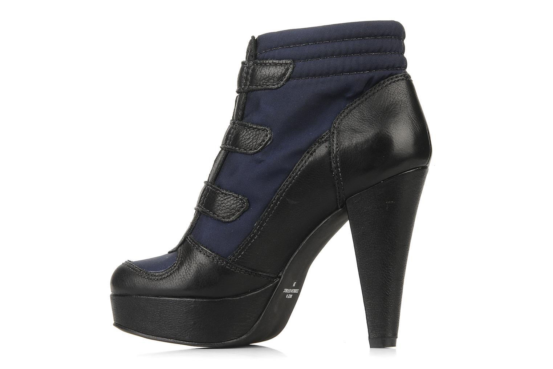 Bottines et boots Carvela Sybil Noir vue face