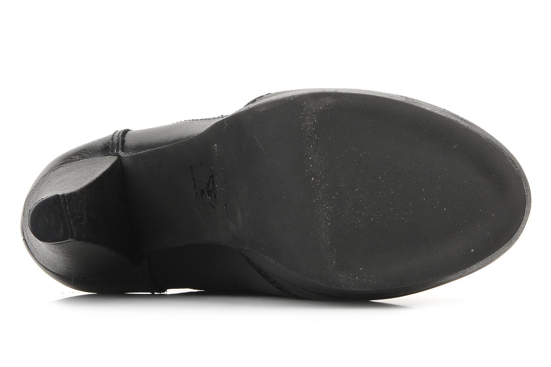 Bottines et boots Carvela Sybil Noir vue haut