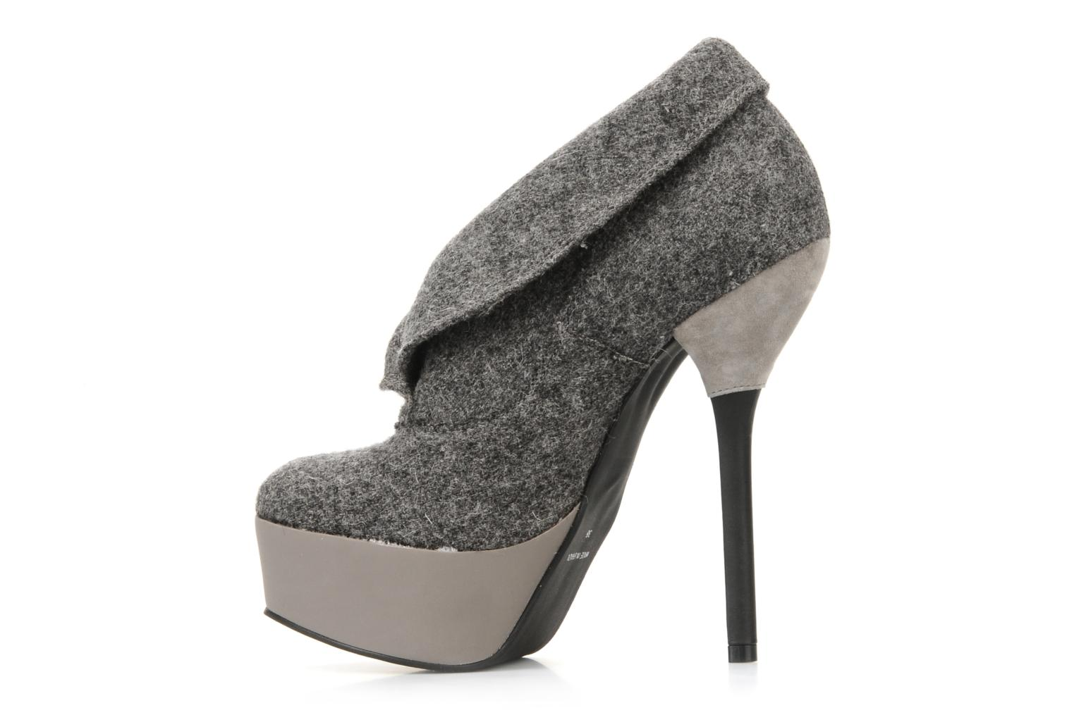 Ankle boots Carvela Stella Grey front view