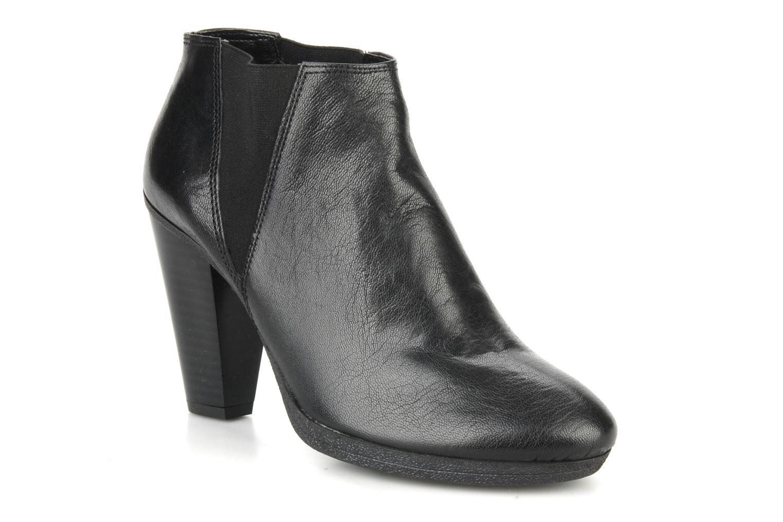 Boots en enkellaarsjes Carvela Arthur Zwart detail