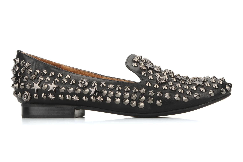 Loafers Jeffrey Campbell Elegant studs Black back view