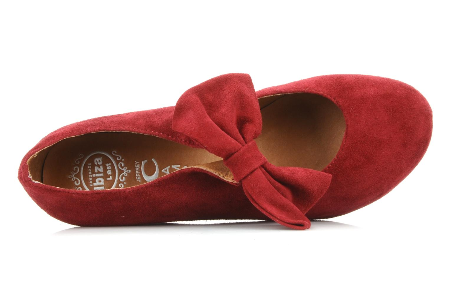 Papillon Wine Suede
