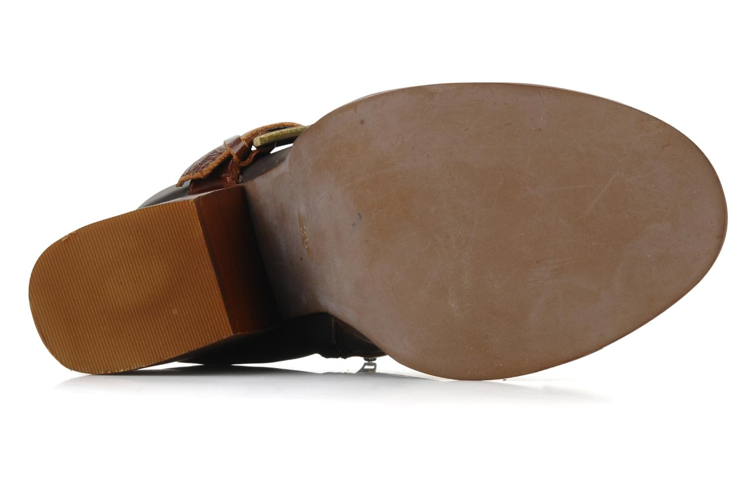 Stone Grey brown leather