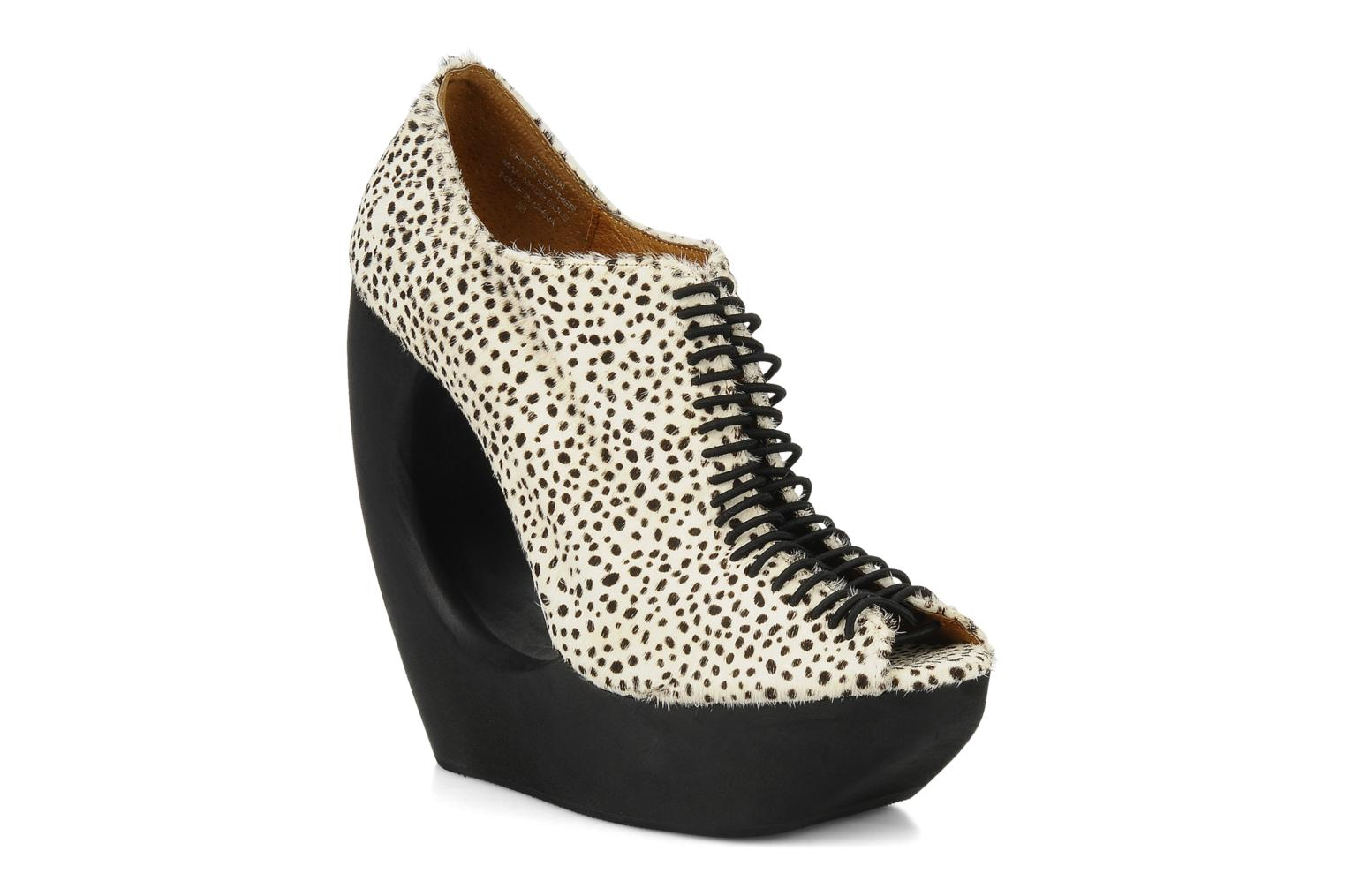 High heels Jeffrey Campbell Rocking Black detailed view/ Pair view