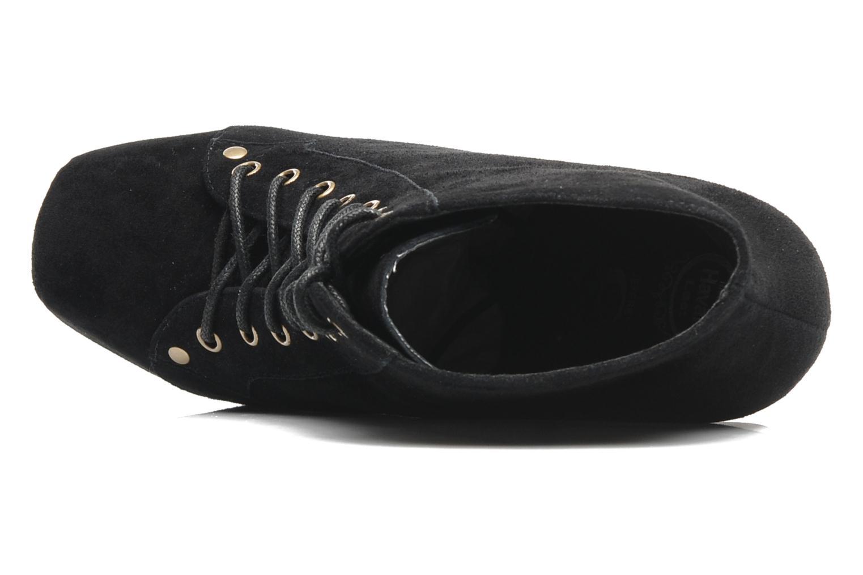 Bottines et boots Jeffrey Campbell Lita Noir vue gauche