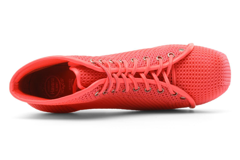 Stiefeletten & Boots Jeffrey Campbell Lita rosa ansicht von links