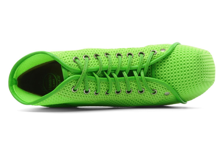 Bottines et boots Jeffrey Campbell Lita Vert vue gauche