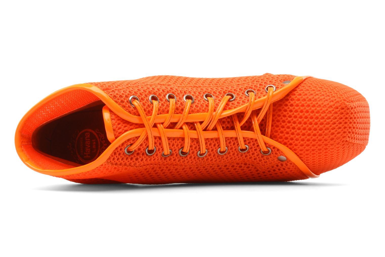 Stiefeletten & Boots Jeffrey Campbell Lita orange ansicht von links