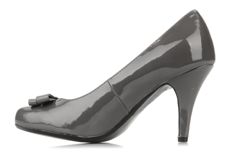 Pumps I Love Shoes Woolver grau ansicht von vorne