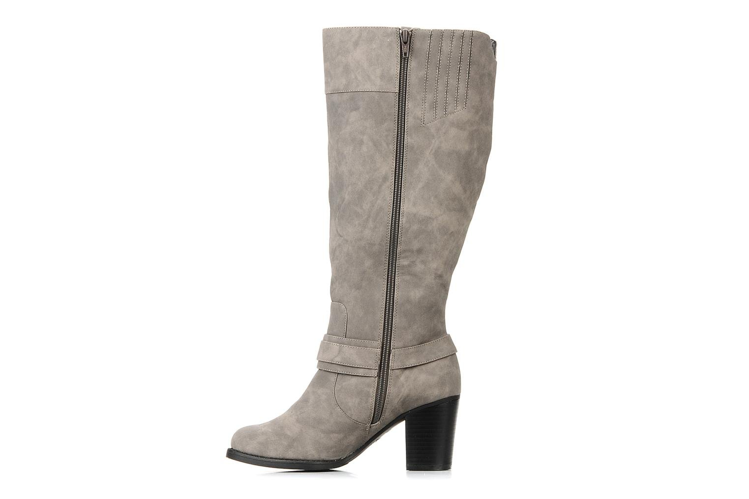 Boots & wellies I Love Shoes Clarita Grey front view