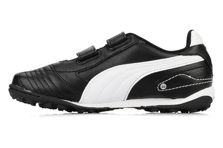 Sport shoes Puma Esito finale tt trainer v Black front view