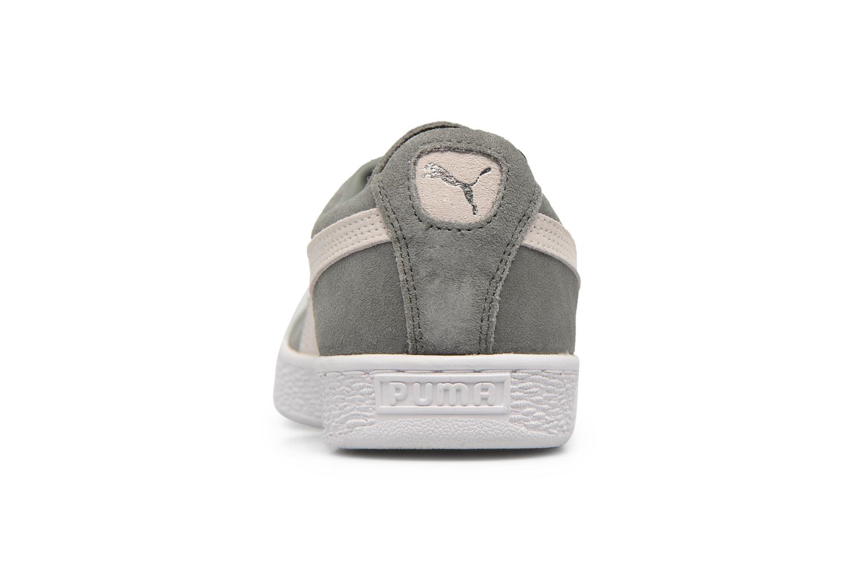 Sneaker Puma Suede Classic + grau ansicht von rechts