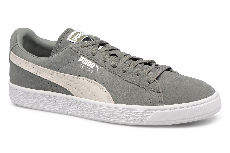 Sneaker Puma Suede Classic + grau detaillierte ansicht/modell