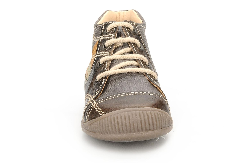 Boots en enkellaarsjes GBB Babyboy 152 Bruin model