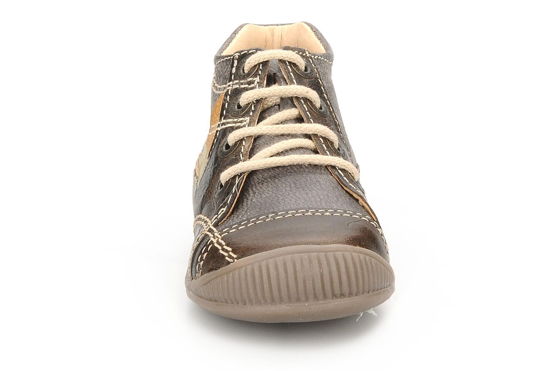 Stiefeletten & Boots GBB Babyboy 152 braun schuhe getragen