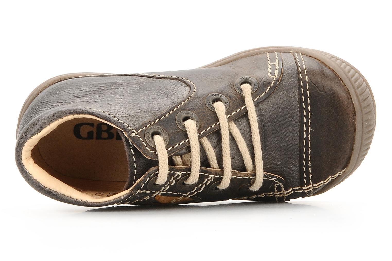 Stiefeletten & Boots GBB Babyboy 152 braun ansicht von links