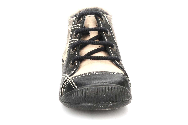 Babyboy 152 Noir-gris-beige