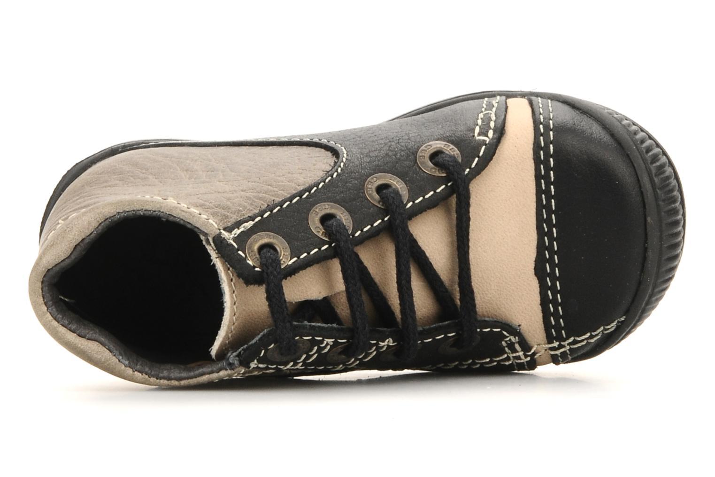 Bottines et boots GBB Babyboy 152 Noir vue gauche