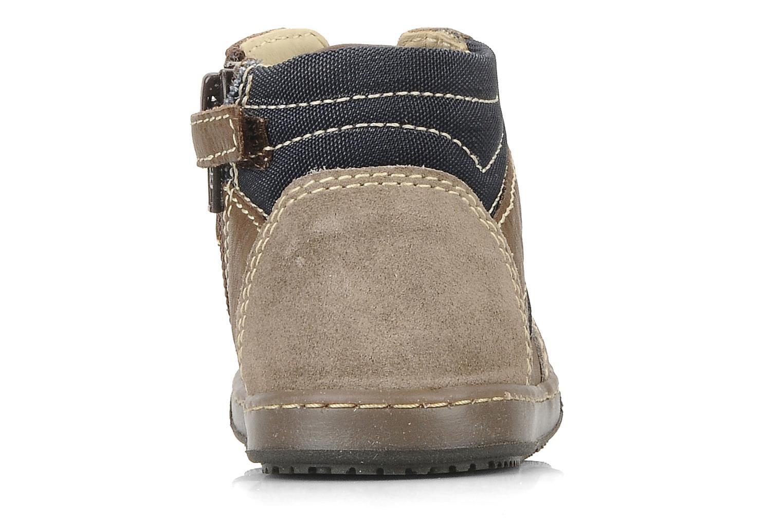 Boots en enkellaarsjes Chicco Gaucho Bruin rechts