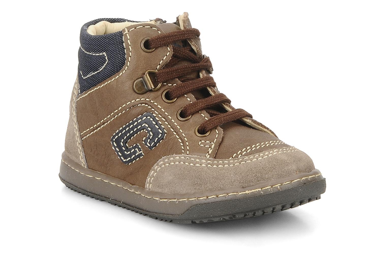 Boots en enkellaarsjes Chicco Gaucho Bruin detail