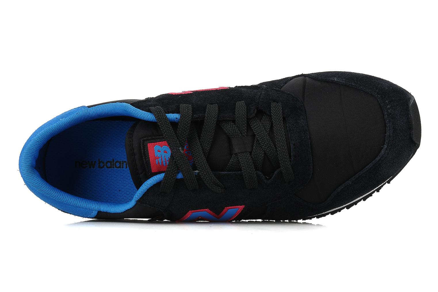 Trainers New Balance M400 Black view from the left