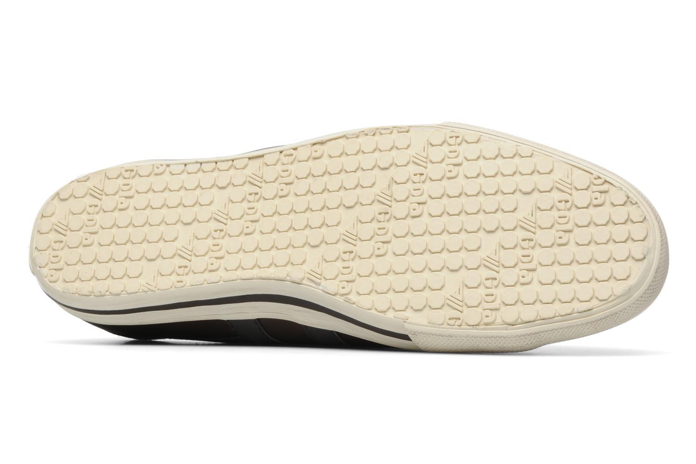 Sneaker Gola Quota premium m braun ansicht von oben