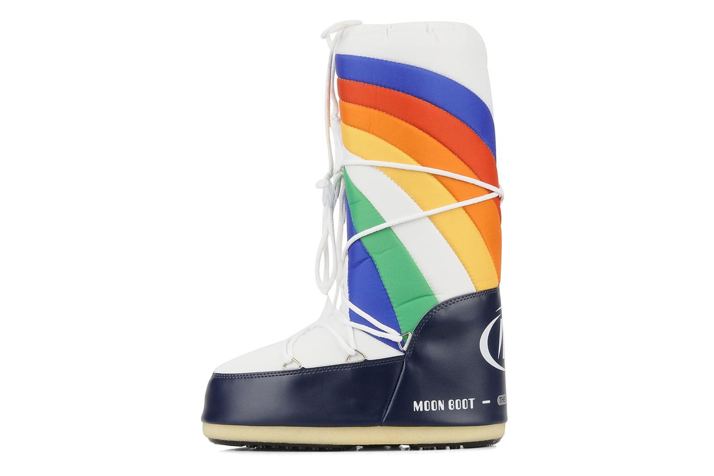Chaussures de sport Moon Boot Rainbow Multicolore vue face
