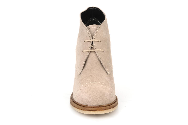 Bottines et boots French Connection Dee Beige vue portées chaussures