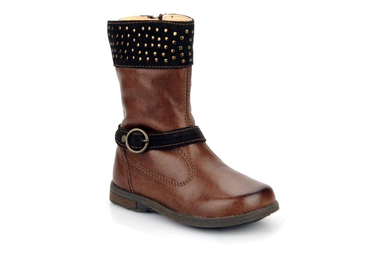 Boots & wellies Primigi Clarice Brown detailed view/ Pair view