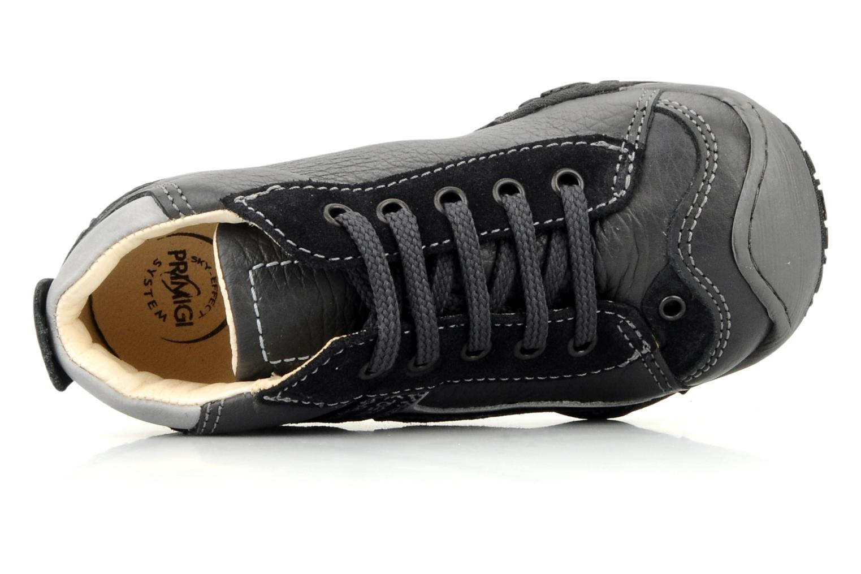 Sneaker Primigi Gerolamo grau ansicht von links