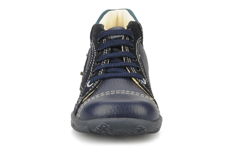 Bottines et boots Primigi Daemon Bleu vue portées chaussures