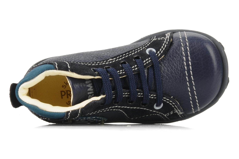 Bottines et boots Primigi Daemon Bleu vue gauche