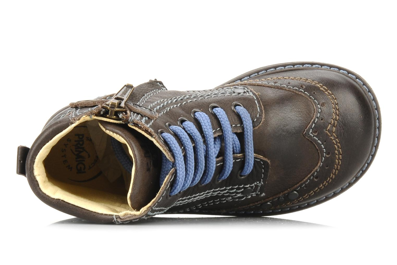 Stiefeletten & Boots Primigi Lanfranco braun ansicht von links