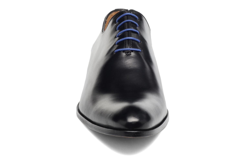 Zapatos con cordones Brett & Sons Côme Negro vista del modelo