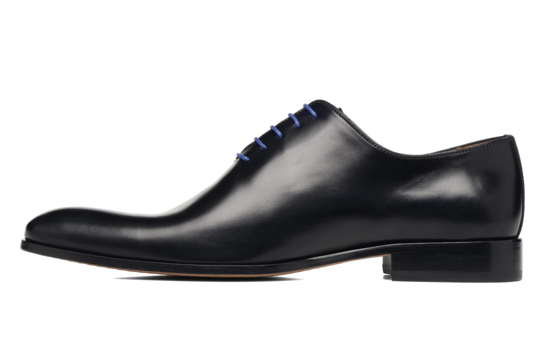 Chaussures à lacets Brett & Sons Côme Noir vue face