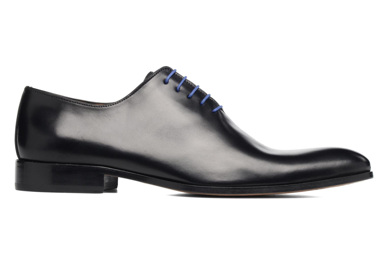 Chaussures à lacets Brett & Sons Côme Noir vue derrière