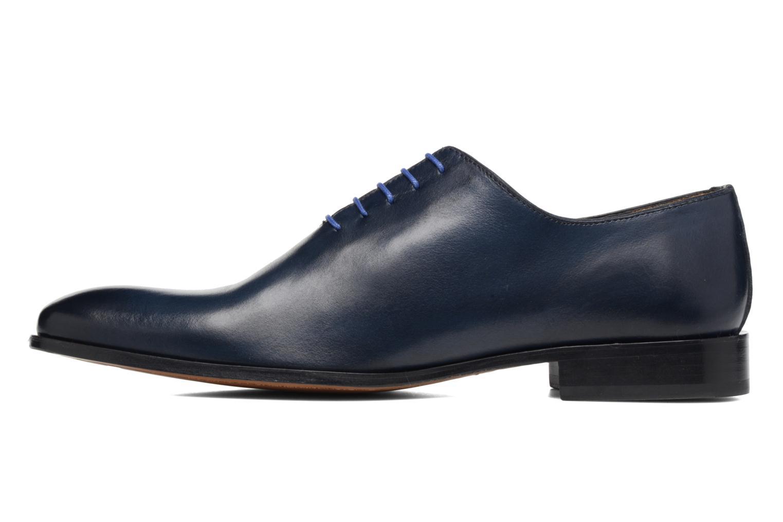 Zapatos con cordones Brett & Sons Côme Azul vista de frente