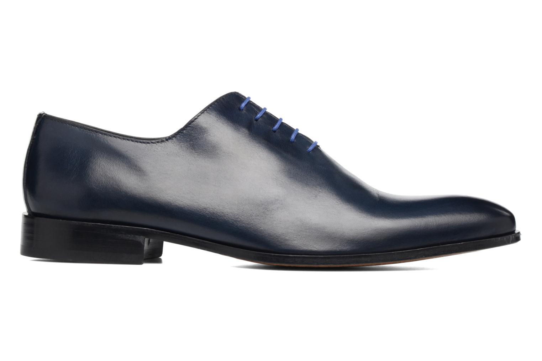 Zapatos con cordones Brett & Sons Côme Azul vistra trasera