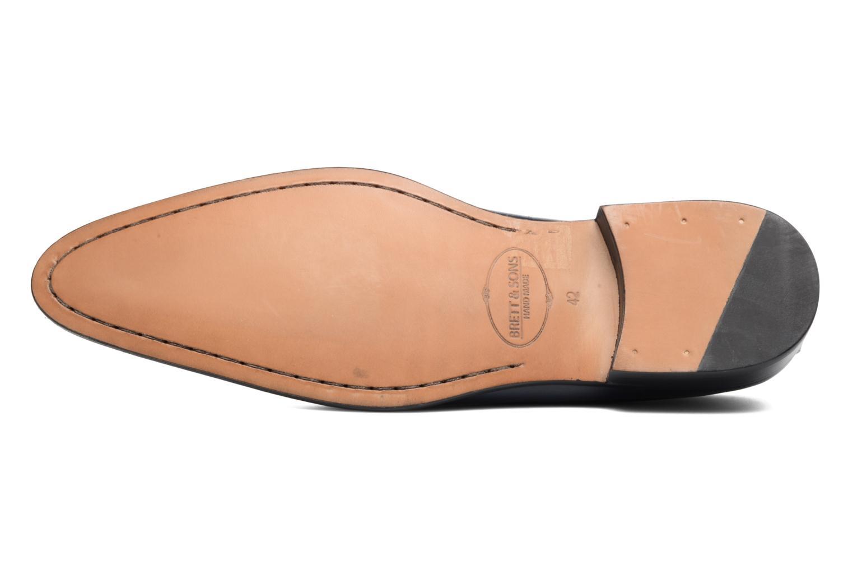Zapatos con cordones Brett & Sons Côme Azul vista de arriba