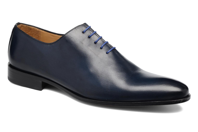 Zapatos con cordones Brett & Sons Côme Azul vista de detalle / par