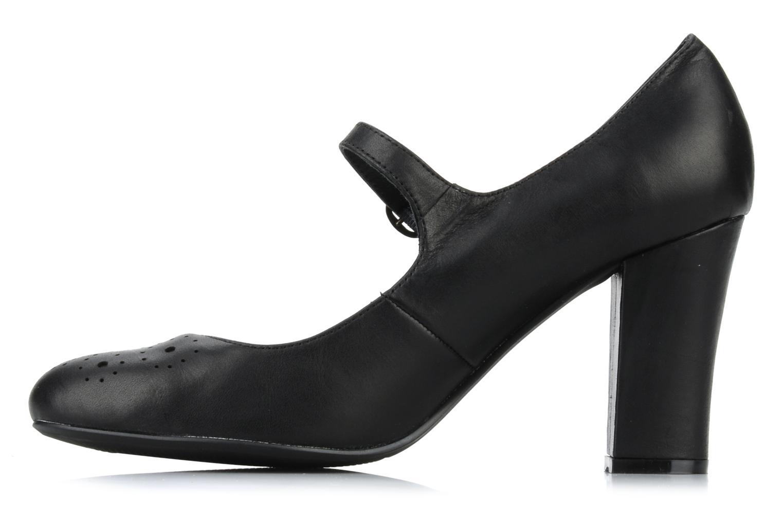High heels Georgia Rose Yara Black front view