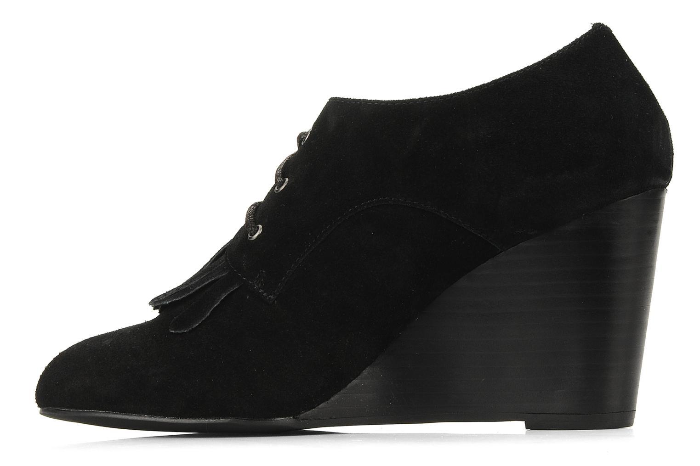Chaussures à lacets Georgia Rose Azalea Noir vue face
