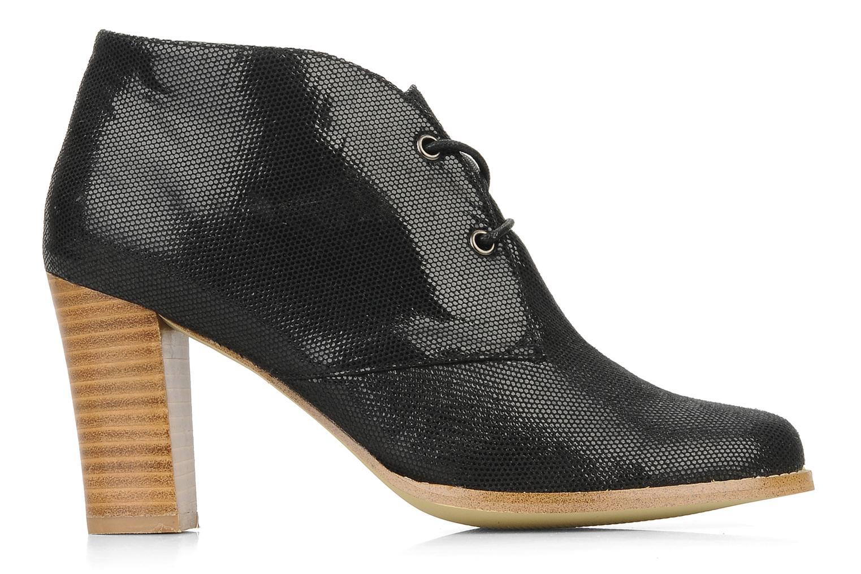 Chaussures à lacets Georgia Rose Itsaso Noir vue derrière