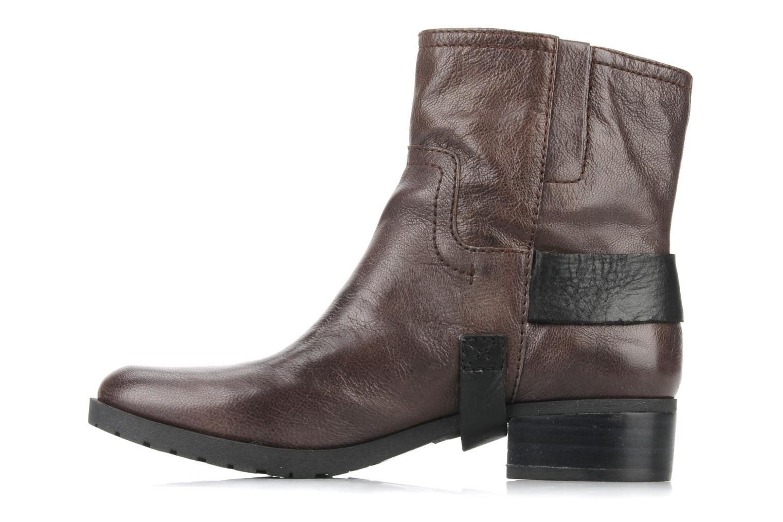 Bottines et boots Nine West Watery Marron vue face